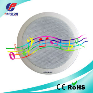 Loudspeaker Fashion Ceiling Audio Speaker 6 Inch pictures & photos
