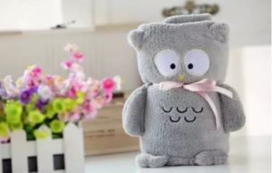 New Fashion Cute Cartoon Animal Plush Blanket Coral Fleece Baby Blanket Ca-01871A pictures & photos