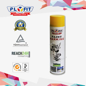 Lawn Grass Non Toxic Colorful Line Marking Spray Paint pictures & photos