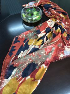 Much Customer Buy From Us Over 10 Years Scarf pictures & photos