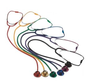 Colored Professional Doctor Nurse Stethoscope pictures & photos
