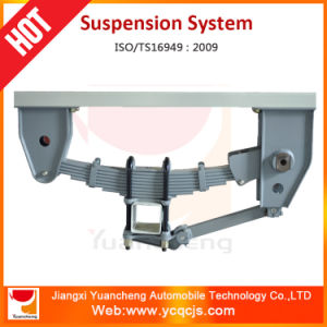 Leaf Springs Heavy Duty Trailer Suspensions and Axels