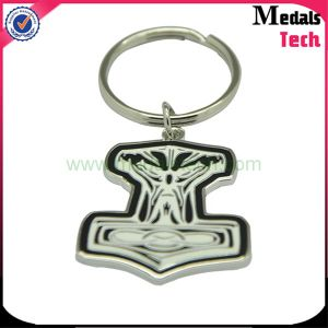 OEM Promotion Custom Metal Alloy Antique Plated Name Keychain pictures & photos