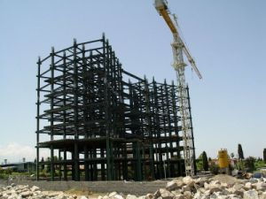 Steel Frame Dormitory Building with High Quality pictures & photos