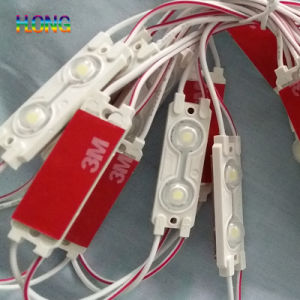 SMD5050 Waterproof LED Module Three Lamp Lens pictures & photos