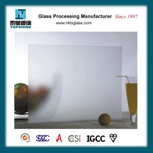 Frosted Acid Etched Glass Doors and Window Repair Glass Doors for Bathroom pictures & photos