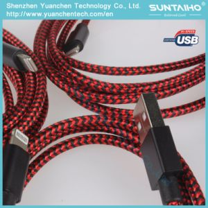 High Quality Fast Charging Cable to Lightning Cable pictures & photos