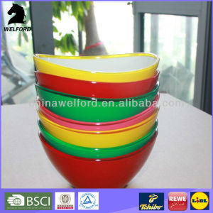 2016 New Products Salad Bowl Plastic
