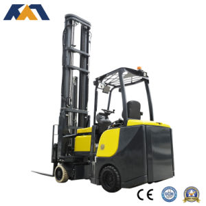 Excellent Performance Electric Forklift with Competitive Price pictures & photos
