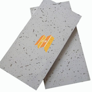 Sound Insulation Mineral Fiber Board pictures & photos