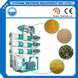 High Quality Complete Automatic Animal Feed Production Line pictures & photos