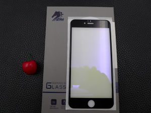 Mobile Phone Touch Screen 3D Anti-Blue Ray Tempered Glass Screen Protector for iPhone6 Plus