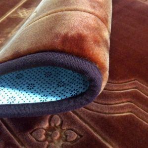 Thickness Raschel Emboss Prayer Mat Carpet pictures & photos