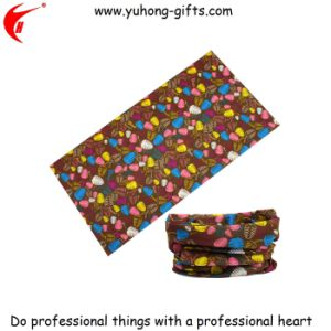 Factory Price Multifunctional Seamless Headscarf for Gifts (YH-HS026) pictures & photos
