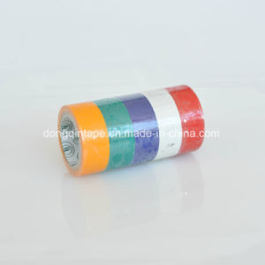Manufacture of High Quality PVC Vinyl Electrical Tape pictures & photos