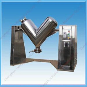 V Shape Dry Powder Mxing Machine Price pictures & photos