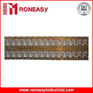Precision Metal Progressive Die Stamping Strip (Model: RY-SS016)