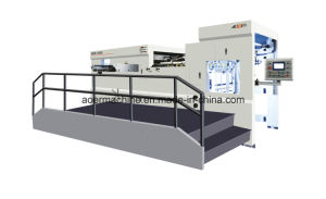AEM-1500S Manual Automatic Dual Purpose Die Cutting Machine pictures & photos