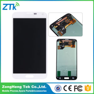 Great Quality LCD Screen Assembly for Samsung Galaxy S5 Screen pictures & photos