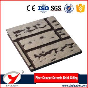 Fiber Cement Exterior Cladding (14*615*3000mm) pictures & photos