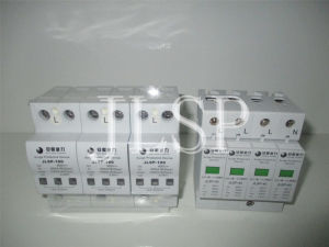 PV Application Solar 3p SPD/Surge Protector (GA7510-18) pictures & photos