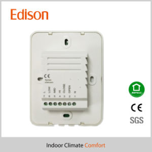Fan Coil WiFi Smart Room Thermostat with Ios / Android APP Remote Control pictures & photos