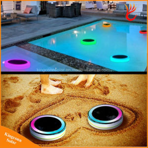 IP68 Colorful LED Solar Floating Pool Light with Remote Control pictures & photos