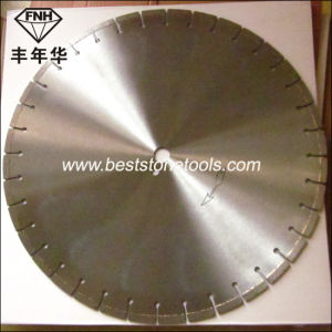 Diamond Granite Cutting Saw Blade with Steel Core pictures & photos