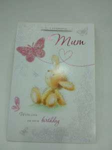 China Factory Custom Paper Gift Birthday Card pictures & photos
