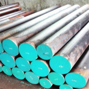 Cold Work Mould Steel Flat Bar Steel (D2/SKD11/1.2379) pictures & photos