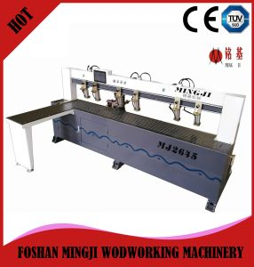 Easy Operation Woodworking Drilling Machine for Furniture pictures & photos
