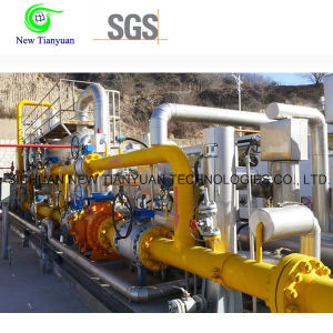 Pressure Regulating Skid-Mounted Device Gas Equipment Package pictures & photos
