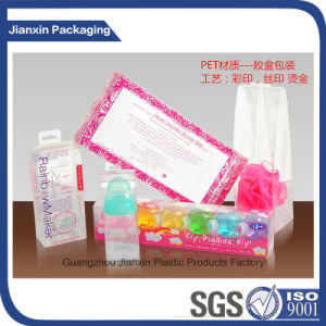 Transparent Cosmetic Plastic Packaging Box pictures & photos