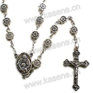 High Quality Alloy Religious Necklace Beads