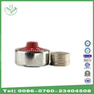 50mm Stainless Steel Round Dial Combination Padlock (1500SS) pictures & photos