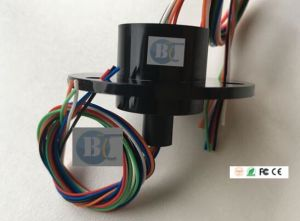 Reliable Capsule Slip Ring Gold Contacting with ISO, Ce, FCC, RoHS, Chinese Manufacturer pictures & photos
