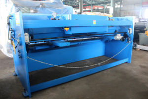 Hydraulic Plate Shearing Sheet Cutting Machine pictures & photos