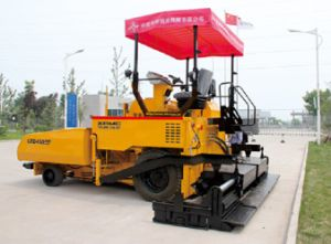 New Tyre Asphalt Paver Most Popular in China pictures & photos