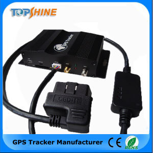Camera OBD2 SD Card Fuel Sensor Vehicle GPS Tracker pictures & photos