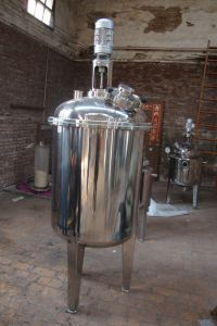 Liquid Mixing/ Storage Tank for Food/Animal Feed/Granule/Dry Powder/Flour pictures & photos