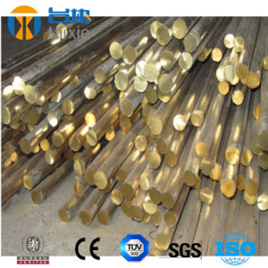Copper Alloy C42300 Molybdenum Copper Round Rod pictures & photos