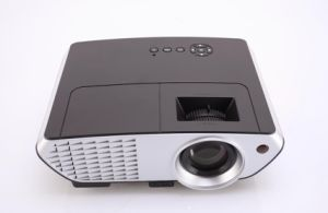 Yi-803 2017 Newest Model Home Use Beamer HDMI 2000lumens Projector LCD Projector 1080P pictures & photos