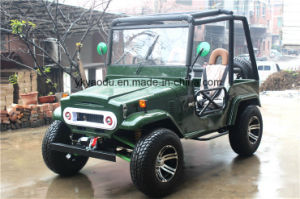 New Adult Mini Jeep Willys with 150cc/200cc Gy6 Engine pictures & photos