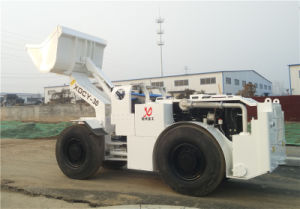 Xdcy-30 LHD Underground Mining Loader Cummins 1.5m3 pictures & photos