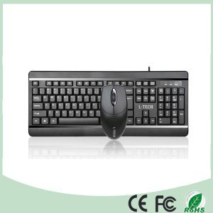Ultra Slim Cholocate Keyboard and Mouse Combo (KB-C60) pictures & photos