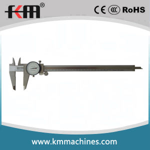 0-12′′ Stainless Steel Dial Caliper Quality Measuring Tools pictures & photos