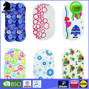 Bathroom PVC Anti Slip Bath Mat/Shower Mat pictures & photos