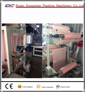 Moderate Computer Paper PE OPP Pet Aluminum Foil Roll to Sheets Cutting Machine (DC-HQ) pictures & photos