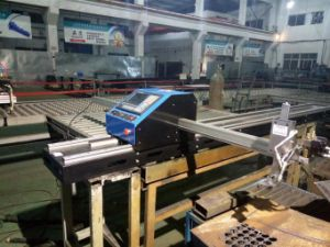 Mini Portable Low Cost CNC Oxyfuel Plasma Cutter Cutting Machine Factory pictures & photos
