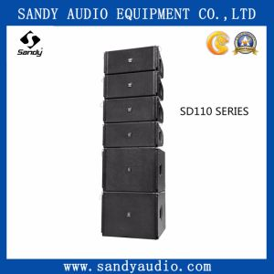 2017 New Line Array Speaker SD Series Speaker for Auditorium, Square, Classroom, Hotel. pictures & photos